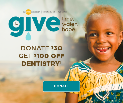 Donate $30, Get $100 Off Dentistry - Redstone Dental Group and Orthodontics