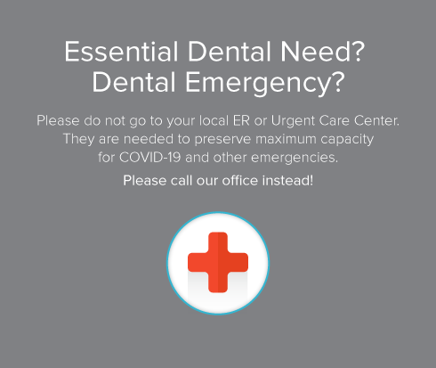 Essential Dental Need & Dental Emergency - Redstone Dental Group and Orthodontics