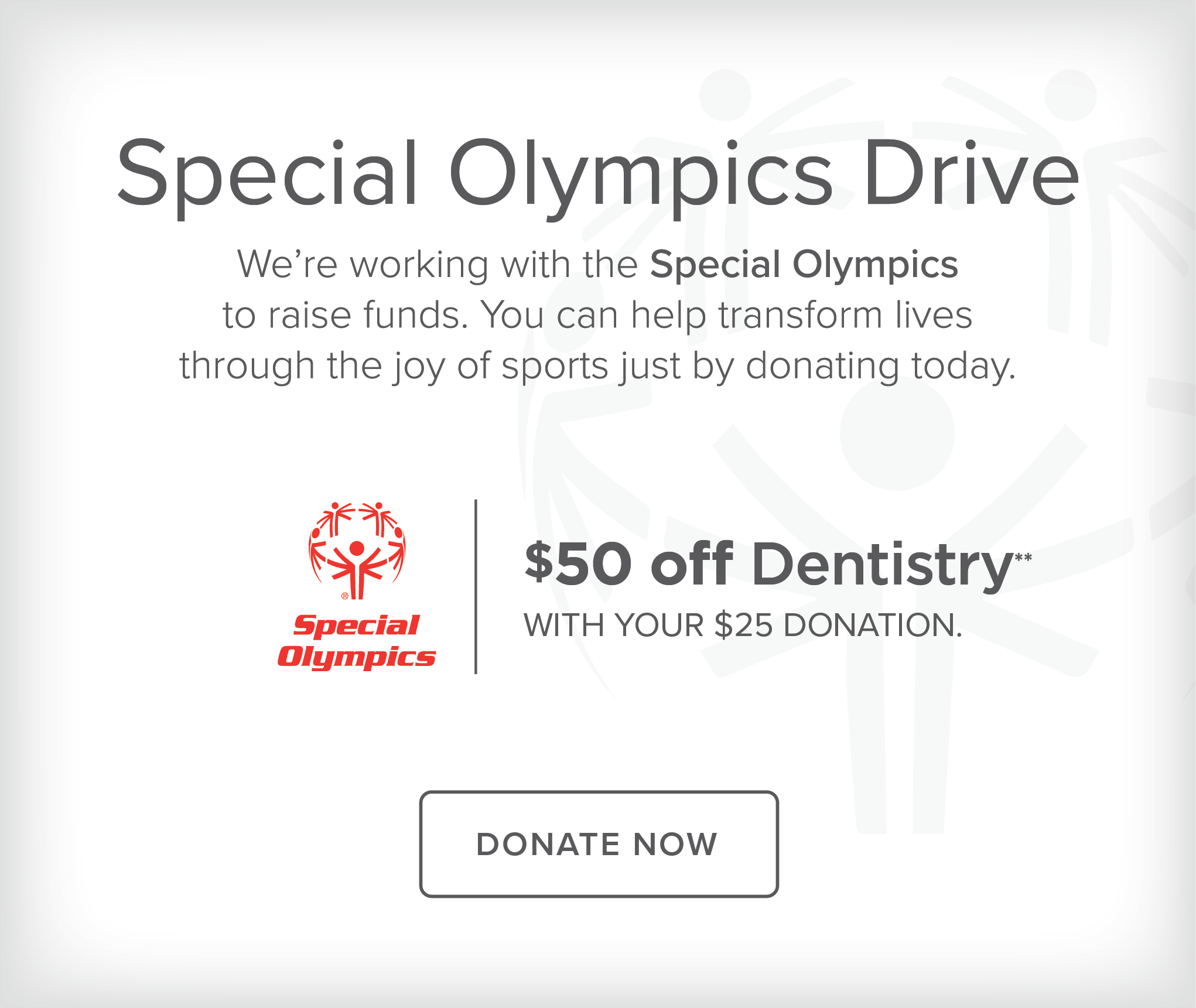 Special Olympics Drive - Redstone Dental Group and Orthodontics